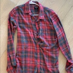 Hurley Flannel M